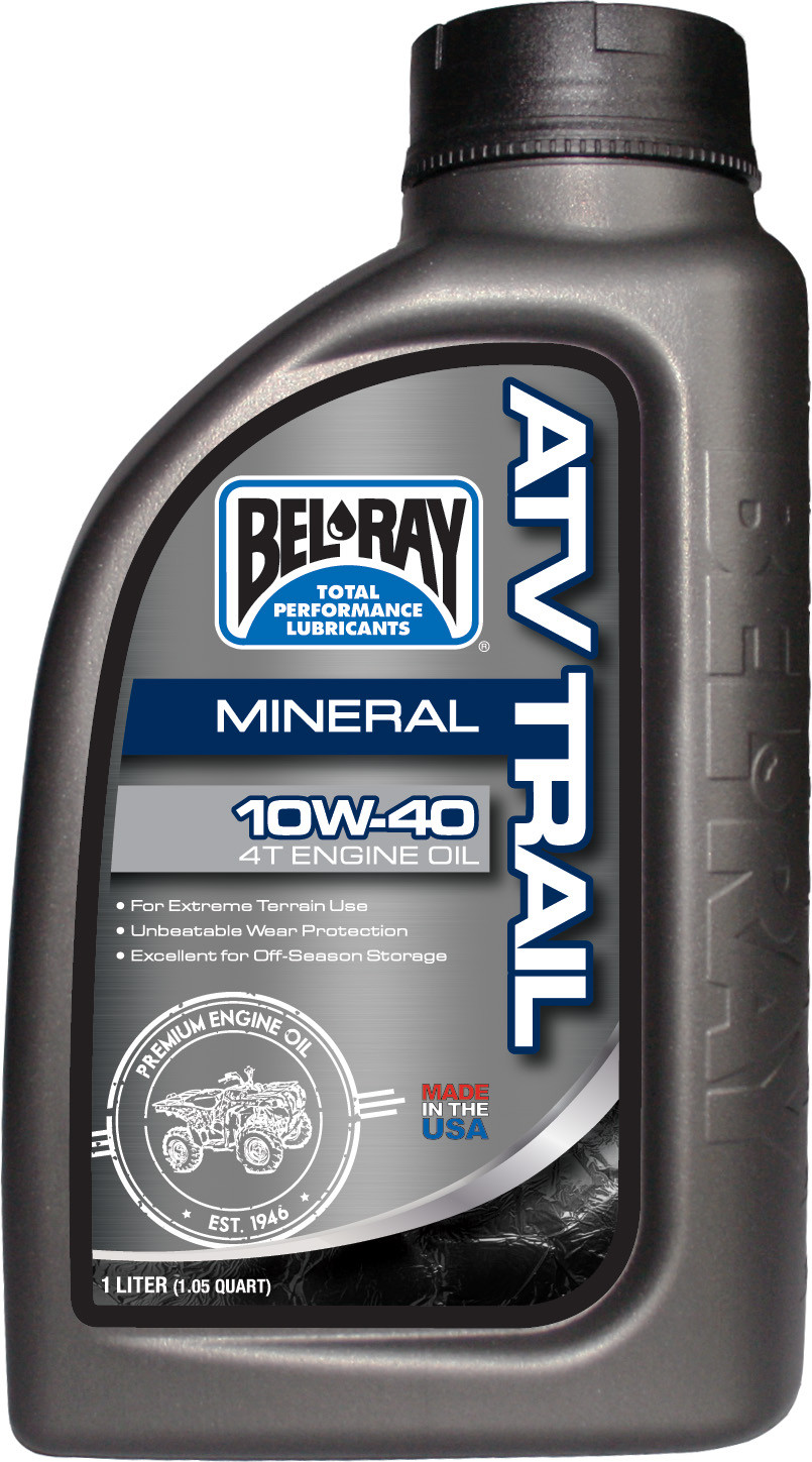 Aceite Bel-Ray 4T ATV Trail Mineral 10W40 1L