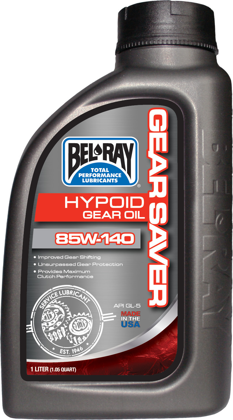 Aceite Bel-Ray Gear Saver Hypoid 85W140 1L