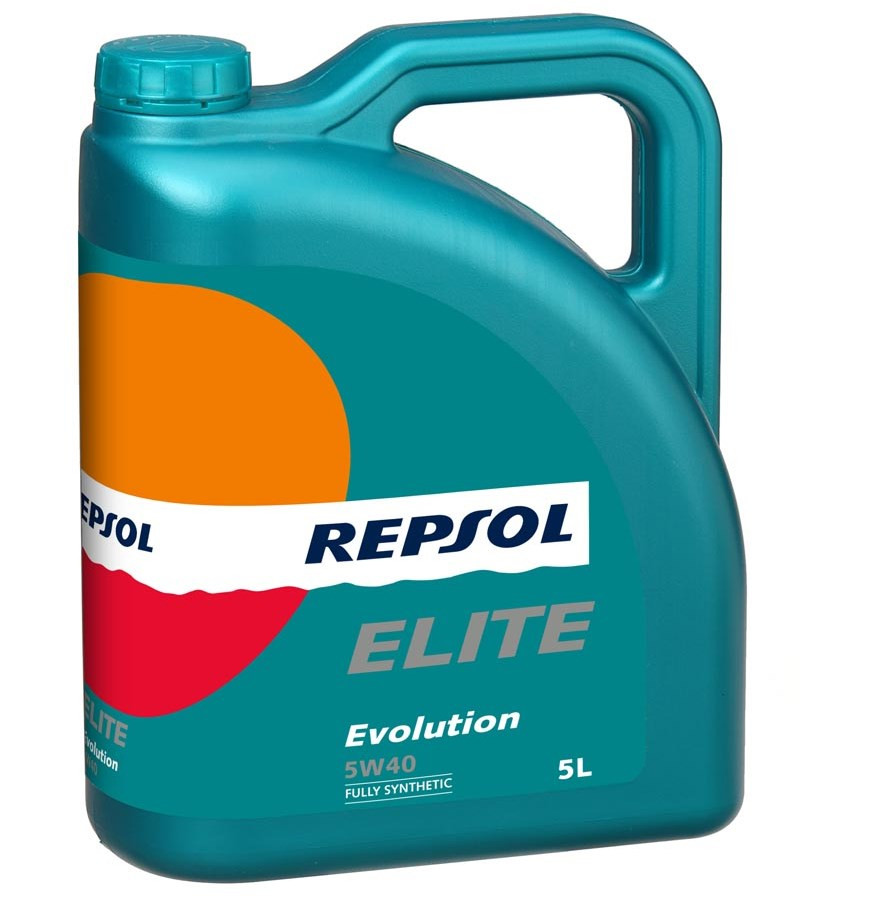 Aceite Repsol Elite Evolution 5W40 5L