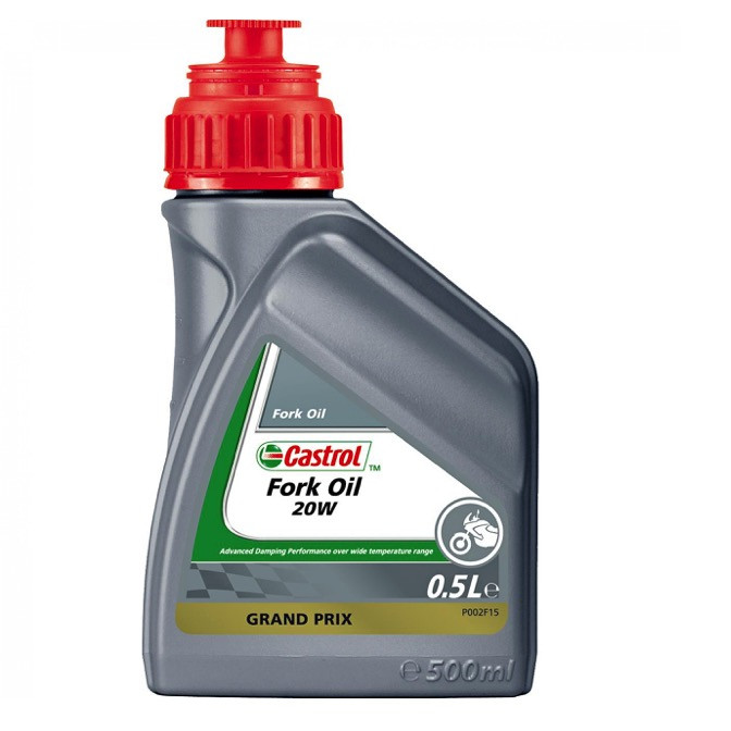 Aceite Castrol Fork Oil 20W 500ML