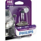 Lámpara Philips H4 12V 60/55W Vision Plus