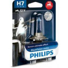 Lámpara Philips H7 12V 55W Blue Vision Moto