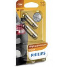 Pack 2 lámparas Philips C5W 12V 5W