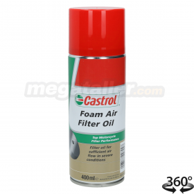 Aceite Castrol Foam Air Filter Oil 400ML
