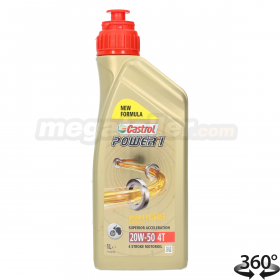Aceite Castrol Power 1 4T 20W50 1L