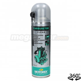 MOTOREX Limpiador de carburador en spray 500ML